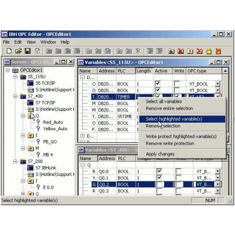 IBH OPC Server